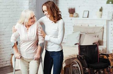Recovery Home Care Services in Fredricksburg, VA